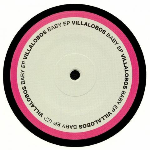 """(  MUSIK 085 ) Ricardo VILLALOBOS - Baby EP (12"""" repress) Raum Musik Germany"""