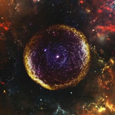 "( NBL 007 ) ARMEC - Spirograph EP (mabled vinyl 12"") Nebulae Spain"