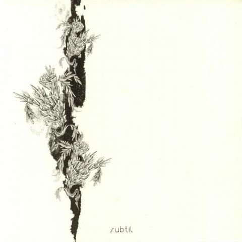 "( SBTL 013 ) - NUNES - Poesia Sonora EP (12"") - Subtil Germany"