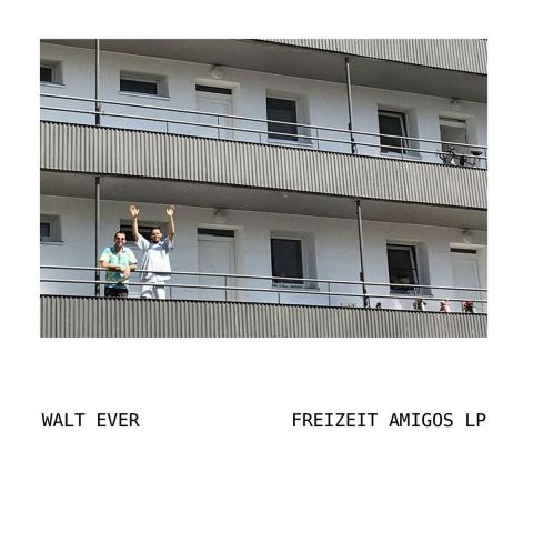 ( PAGEME 001 ) WALT EVER - Freizeit Amigos LP (2xLP) 1-069-PAGE-ME