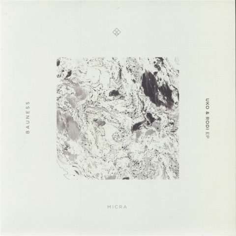 "( MOP 003 ) BAUNESS - Uko & Rodi EP (180 gram vinyl 12"") Micra Spain"