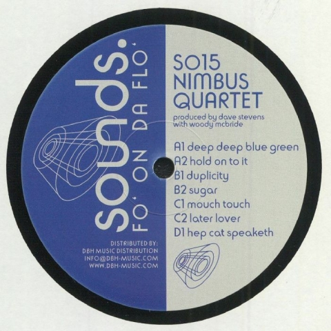 "( SO 15 ) NIMBUS QUARTET - Fo' On Da Flo' ( 2X12"" Vinyl ) Sounds"