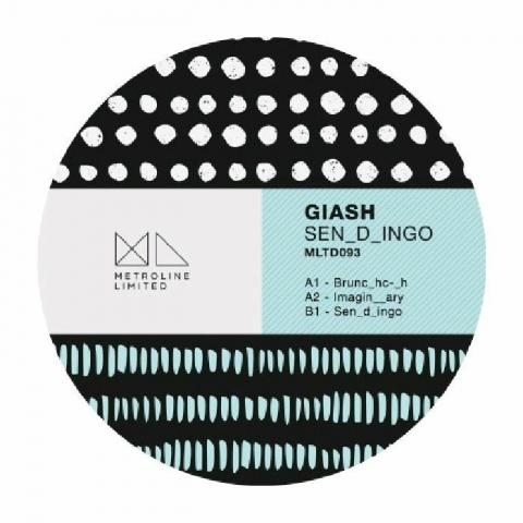 """( MLTD 093 ) GIASH - Sen_D_Ingo (12"""") Metroline"""