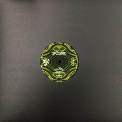 """( SALT 017 ) NO MOON - E Then Q EP ( vinyl 12"""" ) Salt Mines"""