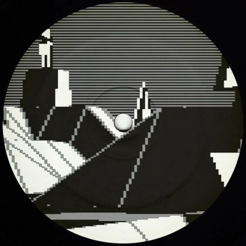 """( CE 037 ) DMX KREW - Overseer (12"""") Cultivated Electronics"""