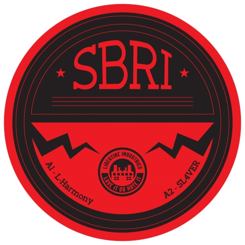 "( LBIN 01 ) SBRI - Libertine Industries 01 (2X12"") Libertine Records"