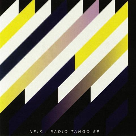 "( TYD 001 ) NEIK -  Radio Tango EP (12"") Tresydos US"