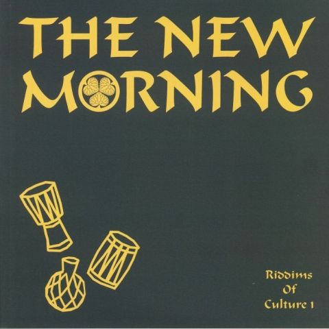 "( ERC 089 ) The NEW MORNING - Riddims Of Culture 1 (140 gram vinyl 12"") Emotional Rescue"
