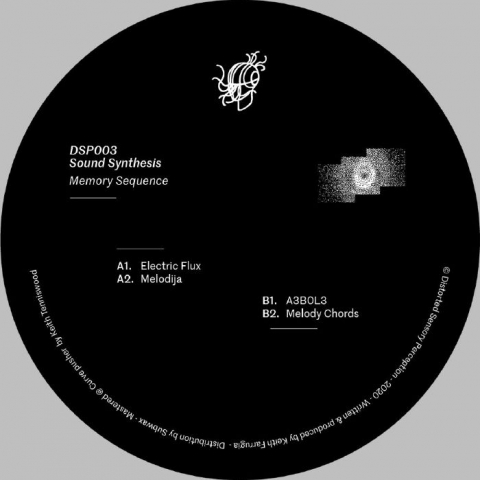 "( DSP 003 ) SOUND SYNTHESIS - Memory Sequence (12"") Distorted Sensory Perception"