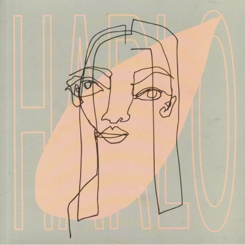 "( HARLO 004 ) Giuliano LOMONTE - Thiago EP (12"") Harlo France"