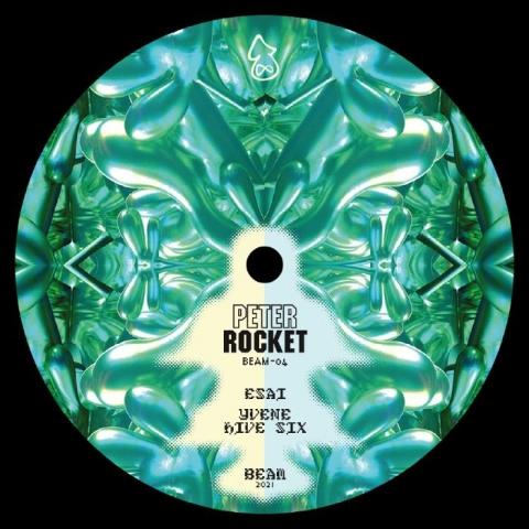 "( BEAM 04 ) PETER ROCKET - Esai (12"") Beam Germany"