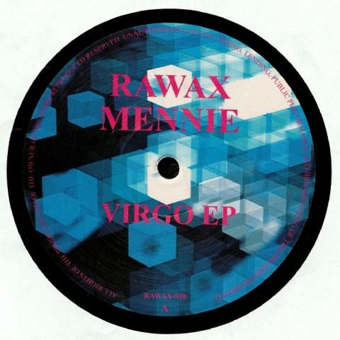 "( RAWAX-S 10  ) MENNIE - Virgo EP (12"")  Rawax Germany"