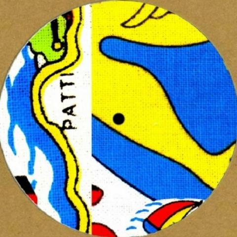 "( HWSD 013 ) Luca PIERMATTEI - L'Arcobaleno (180 gram vinyl 12"") Hardworksoftdrink"