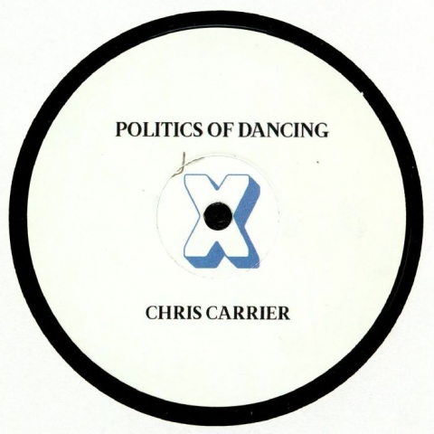 "( PODCROSS 005 ) POLITICS OF DANCING / CHRIS CARRIER / NAIL - Politics Of Dancing X Chris Carrier & Nail (140 gram vinyl 12"") P.O.D Cross"