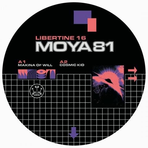 """( LIB 16 ) MOYA81 - Libertine 16 (limited double 12"""") Libertine"""