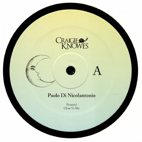 "( CKNOWEP 9 ) Paolo DI NICOLANTONIO - Close To Me EP (12"") Craigie Knowes"