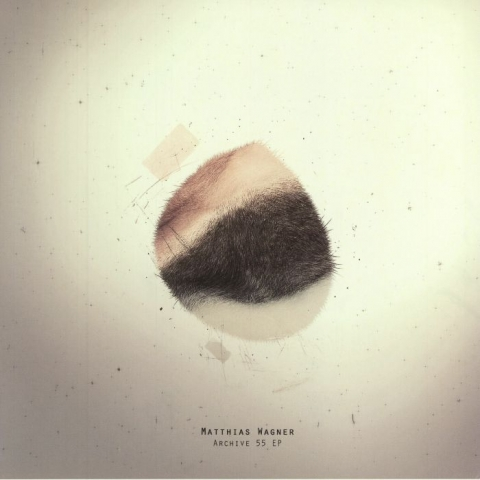 """( SPCL 002 ) Matthias WAGNER - Archive 55 EP (12"""") SPCL Germany"""