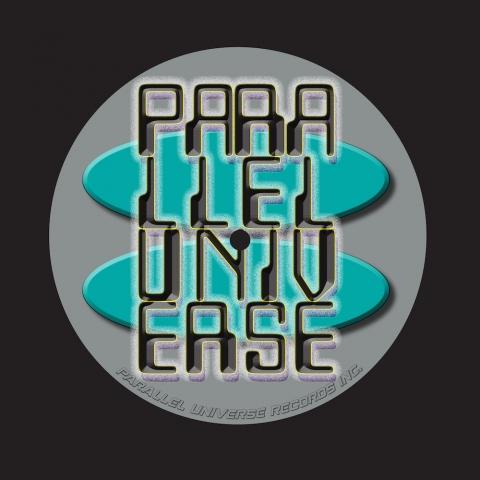 "( PARA 001 ) VARIOUS ARTISTS - Parallel Universe 01 ( 12"" vinyl ) Parallel Universe"