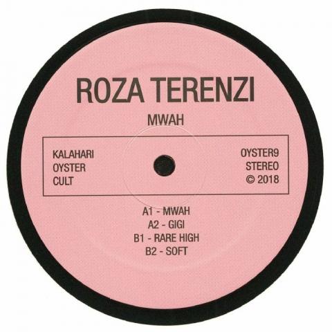 "( OYSTER 9 ) ROZA TERENZI - Mwah (12"") Kalahari Oyster Cult"
