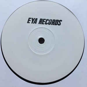 "( EYA 001 ) VARIOUS ARTISTS - EYA001 (Limited vinyl 12"") Eya records"