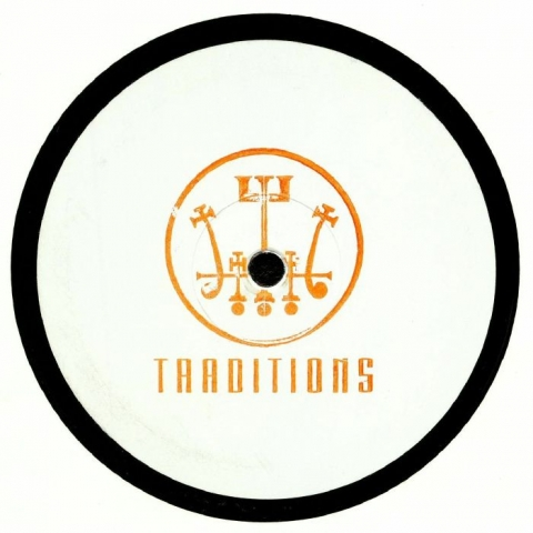 "(  TRAD 06 ) NEURO D - Libertine Traditions 06 (hand-stamped 12"") Libertine"