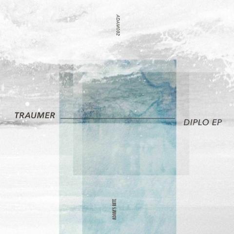 "( ADAM 002 ) TRAUMER - Diplo (12"") Adams Bite"
