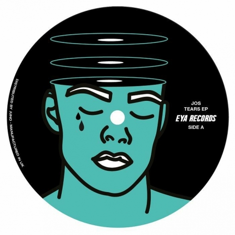"( EYA 008 ) JOS - Tears EP (140gr vinyl 12"" ltd to 150 copies) (1 per customer) Eya"