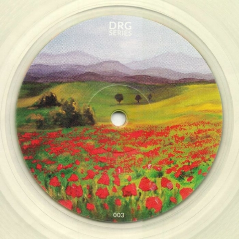 "( DRGS 003 ) DRG SERIES - DRGS 003 (heavyweight transparent vinyl 12"") DRG Series Romania"
