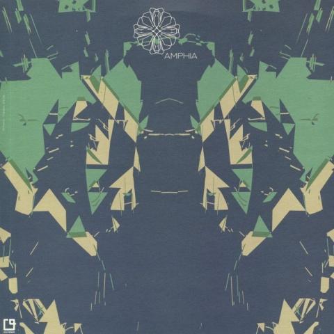 "( AMP 019 ) AMORF - Ancient Future EP (180 gram vinyl 12"") Amphia Romania"