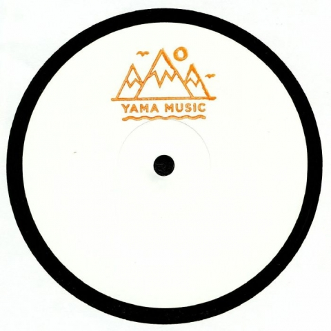 "( YAMU 003 ) YAMA MUSIC - YAMU 003 (hand-stamped heavyweight vinyl 12"") Yama Music"