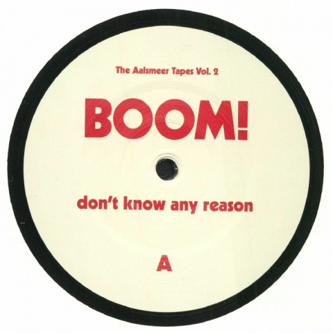 "( BOOM 002 ) BOOM! - The Aalsmeer Tapes Vol 2 (12"") Boom! Germany"
