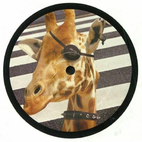 "( SM 004 ) IAN - Wonky EP (12"") Slowdy Mowdy Holland"