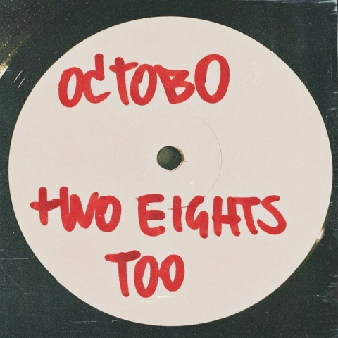 "( FNDTN 00003 ) OCTOBO - Two Eights Too (12"") Foundation Germany"