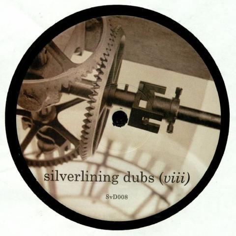 """( SVD 008 ) SILVERLINING - Silverlining Dubs (VIII) (180 gram vinyl 12"""") - Silverlining Dubs"""
