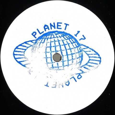 "( P 17.01 ) DAWL ‎‎– Untitled (test pressing 12"") Planet 17"