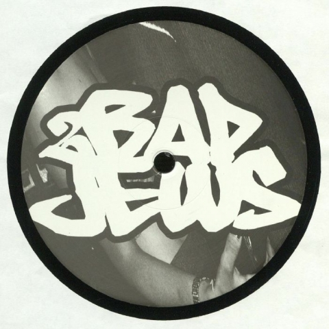 "( TBJ 001 ) TWO BAD JEWS - Young Real Estate Man Of The Year EP (140 gram vinyl 12"") - Two Bad Jews Recordings"