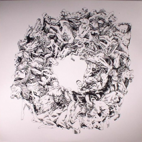"( ATM 002 ) DFX - Relax Your Body (reissue) (heavyweight vinyl 12"") AUTUM Italy"