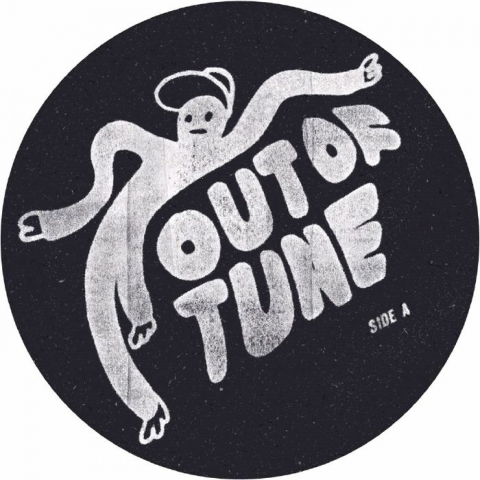 "( OOT 01 ) Saverio CELESTRI - OOT 01 (12"") Out Of Tune Spain"
