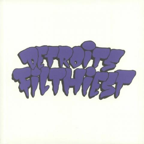 """( TWR 05 ) DETROIT'S FILTHIEST - Original Not Crispy (double 12"""") Casa Voyager France"""