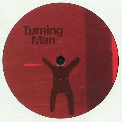 ( TM 001 ) TURNING MAN - Destination Body (2xLP) Turning Man