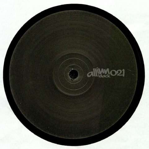 "( AIBLACK 021 )  POLA -  Mio Hill EP (12"") All Inn Black"