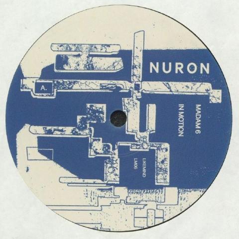 ( LM 06 ) NURON / FUGUE - Likemind 06 (2xLP) (1 per customer) Likemind