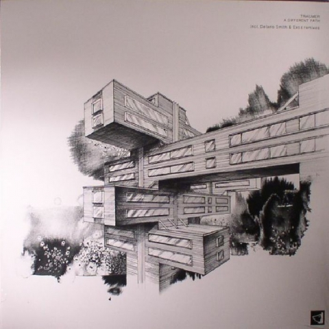 "( BERGAMON 05 ) TRAUMER - A Different Path (12"") Berg Audio France"