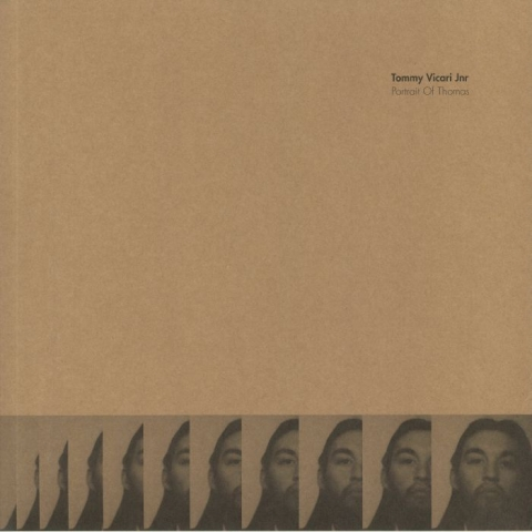 "( LIZE 005 ) Tommy VICARI JNR - Portrait Of Thomas (Limited vinyl 12"") Lize"