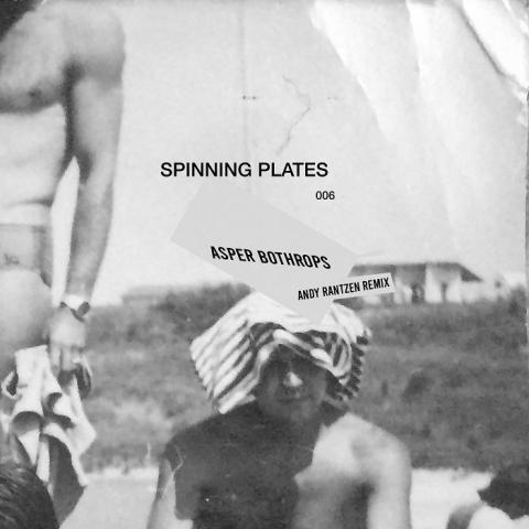 """(  SP 006 ) ASPER BOTHROPS - SP 006 (12"""") Spinning Plates"""