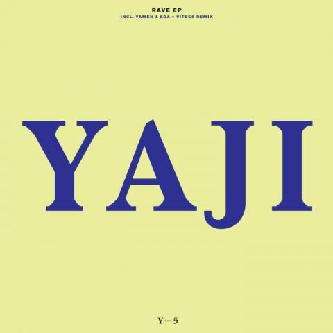 "(  Y 5 ) ODEN & FATZO - Rave EP (12"") Yaji"