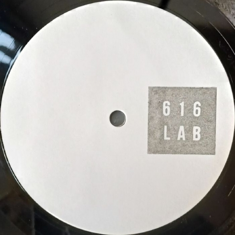 "(  616 LAB 002 ) 616 - 616Lab #2 (12"") 616 Lab"