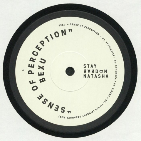 "(  SRNV 003 ) BEXU - Sense Of Perception (12"") Stay Random Natasha"