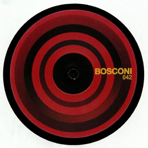 "( BOSCONI 042 ) FABIO DELLA TORRE - What's The Case (12"") Bosconi Italy"