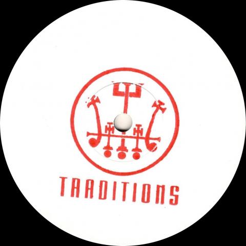 """( TRAD 10 ) LUKE VIBERT - Libertine Traditions 10 (12"""" Vinyl Only, Hand-stamped) Libertine"""